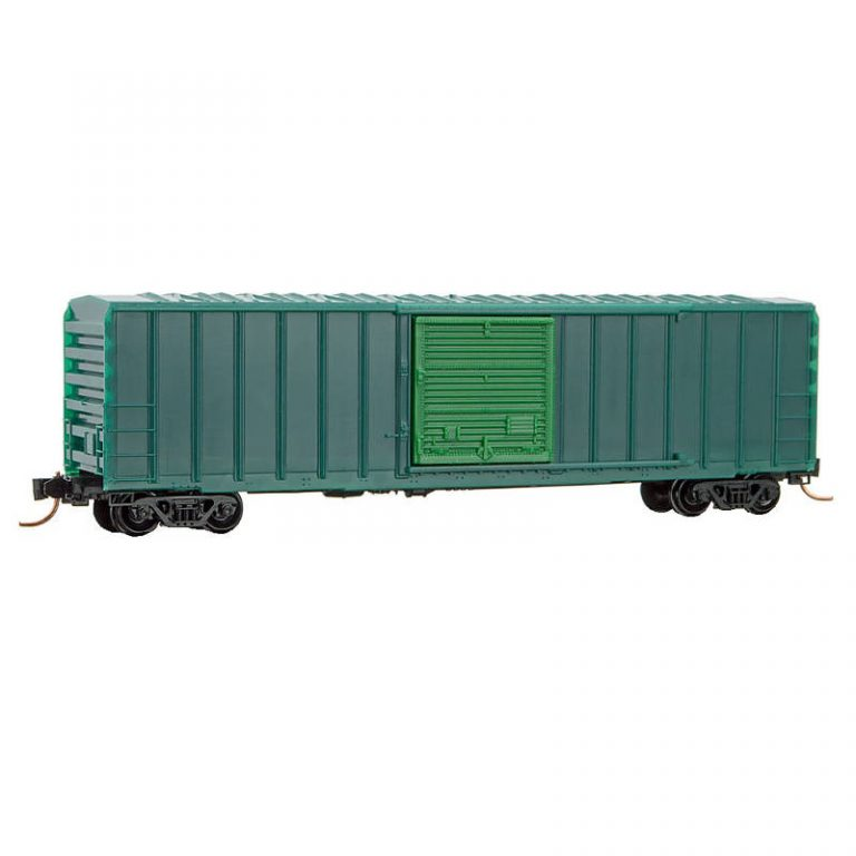 Undecorated 50' Boxcar