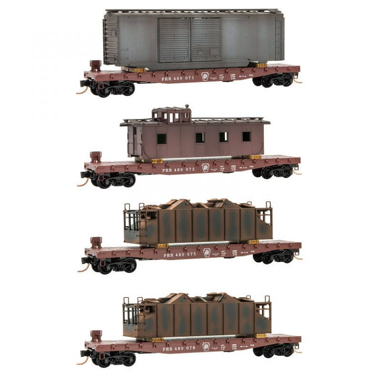 Pennsylvania 4-Pack with Loads RD#: 480071, 480072, 480075, 480078