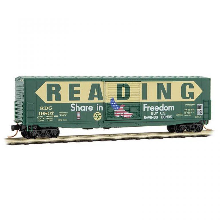 Reading RD#: RDG 19807