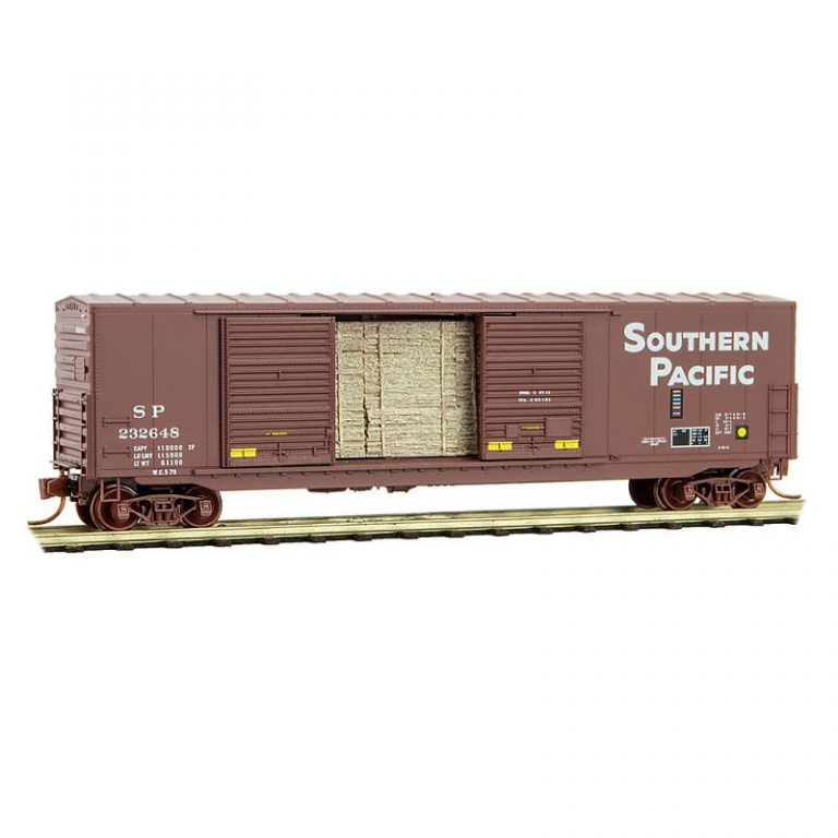Southern Pacific® with Wood Load RD#: SP 232648