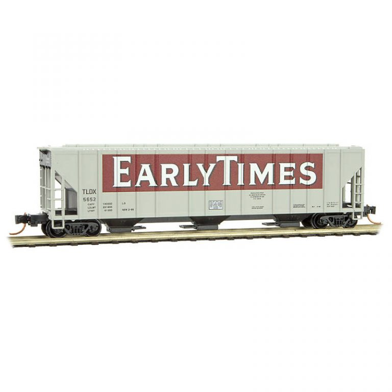 Early Times RD#: TLDX 5652