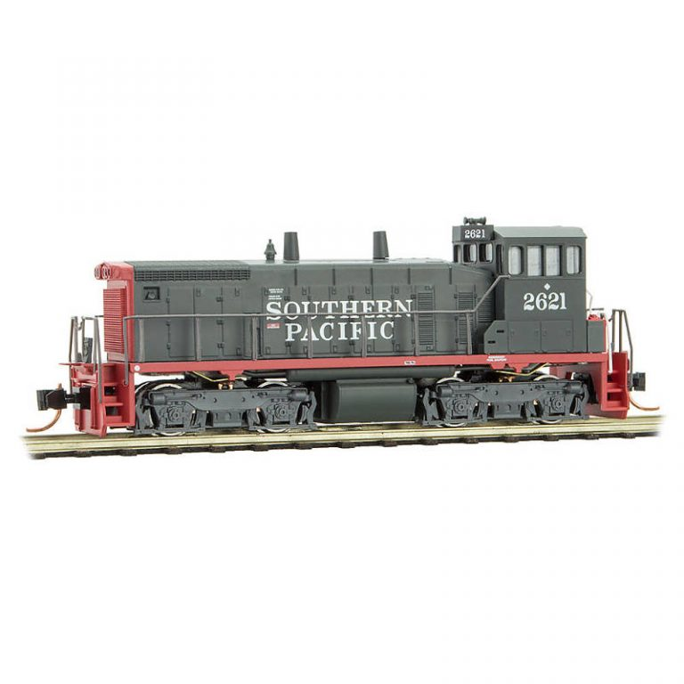 SW1500 Locomotive – Southern Pacific® Rd#2658